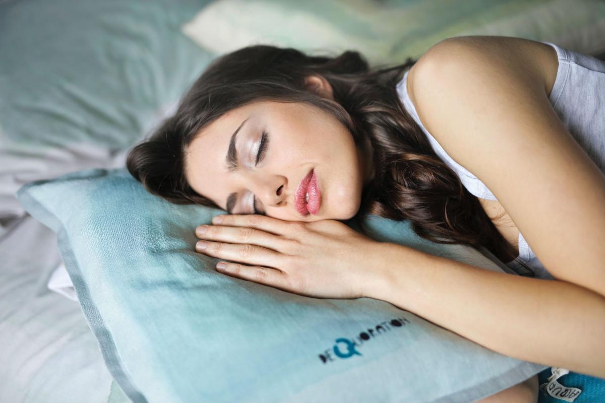 falde hurtigt i søvn